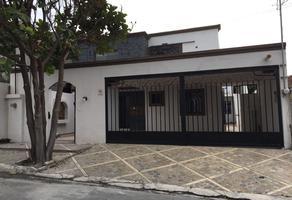 Foto de casa en renta en  , residencial la hacienda 3 sector, monterrey, nuevo león, 19146554 No. 01