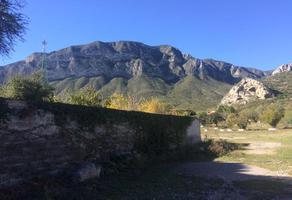 Foto de terreno habitacional en venta en  , residencial la huasteca, santa catarina, nuevo león, 7041724 No. 01