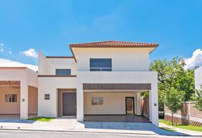 Foto de casa en venta en residencial la molienda modelo florencia , ciudad allende, allende, nuevo león, 17697425 No. 01