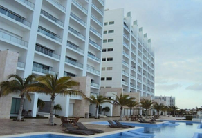 Foto de departamento en renta en residencial la playa, puertas del mar 1 , supermanzana 85, benito juárez, quintana roo, 0 No. 01