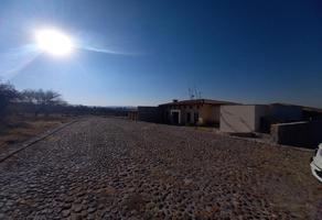Foto de terreno habitacional en venta en residencial la presa , corral de piedras de abajo, san miguel de allende, guanajuato, 0 No. 01