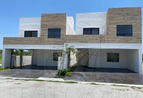 Foto de casa en venta en  , residencial las provincias, apodaca, nuevo león, 0 No. 01