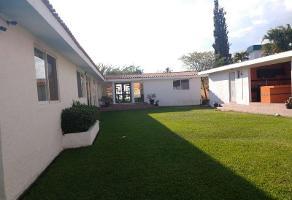 Foto de casa en renta en  , residencial lomas de jiutepec, jiutepec, morelos, 10110568 No. 01