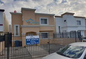 Foto de casa en venta en  , residencial madrid, mexicali, baja california, 18899039 No. 01
