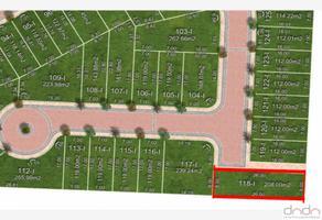Foto de terreno habitacional en venta en residencial merida , merida centro, mérida, yucatán, 0 No. 01
