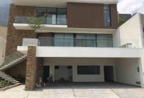 Foto de casa en venta en  , residencial olinca, santa catarina, nuevo león, 13870960 No. 01