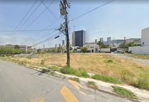 Foto de terreno habitacional en venta en . , residencial san agustín 2 sector, san pedro garza garcía, nuevo león, 0 No. 01