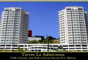 Foto de departamento en renta en  , residencial san agustín 2 sector, san pedro garza garcía, nuevo león, 7107037 No. 01