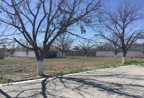 Foto de terreno habitacional en venta en residencial san armando , san armando, torreón, coahuila de zaragoza, 6475584 No. 01