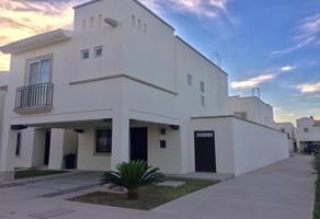 Foto de casa en renta en  , residencial senderos, torreón, coahuila de zaragoza, 6699628 No. 01