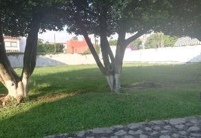 Foto de terreno habitacional en venta en  , residencial sumiya, jiutepec, morelos, 13605398 No. 01