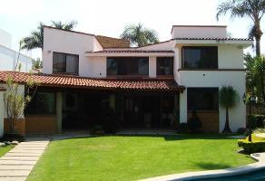 Foto de casa en venta en  , residencial sumiya, jiutepec, morelos, 13778708 No. 01