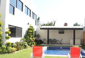 Foto de casa en venta en  , residencial sumiya, jiutepec, morelos, 14183483 No. 01