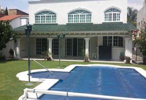 Foto de casa en venta en  , residencial sumiya, jiutepec, morelos, 14364753 No. 01