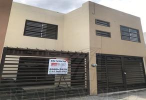Foto de casa en venta en  , residencial terranova, juárez, nuevo león, 8306898 No. 01