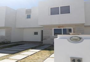 Foto de casa en renta en residencial tres cantos , paraíso diamante, querétaro, querétaro, 20045379 No. 01