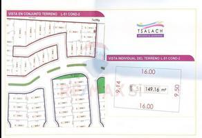 Foto de terreno habitacional en venta en residencial tsalach , el salitre, querétaro, querétaro, 15549369 No. 01