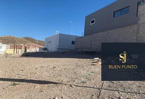 Foto de terreno habitacional en venta en  , fraccionamiento las lunas residencial 2, chihuahua, chihuahua, 17663606 No. 01