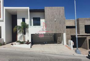 Foto de casa en venta en  , fraccionamiento las lunas residencial 2, chihuahua, chihuahua, 17919075 No. 01
