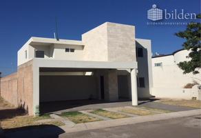 Foto de casa en venta en  , residencial villa dorada, durango, durango, 5870800 No. 01