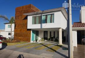 Foto de casa en venta en  , residencial villa dorada, durango, durango, 5921899 No. 01