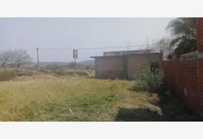 Foto de terreno habitacional en venta en  , residencial yautepec, yautepec, morelos, 20417814 No. 01