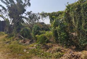 Foto de terreno habitacional en venta en  , residencial yautepec, yautepec, morelos, 7183902 No. 01
