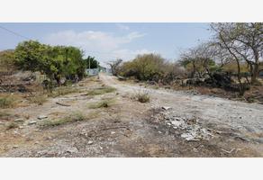 Foto de terreno habitacional en venta en  , residencial yautepec, yautepec, morelos, 8234333 No. 01