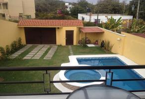 Foto de casa en venta en  , residencial yautepec, yautepec, morelos, 8511199 No. 01