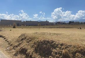Foto de terreno habitacional en venta en  , residencial zinacantepec, zinacantepec, méxico, 0 No. 01