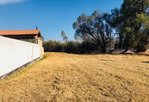 Foto de terreno habitacional en venta en retorno de los cisnes 100, tequisquiapan centro, tequisquiapan, querétaro, 0 No. 01