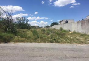 Foto de terreno habitacional en venta en retorno de los osos , lomas de lourdes, saltillo, coahuila de zaragoza, 5679655 No. 01