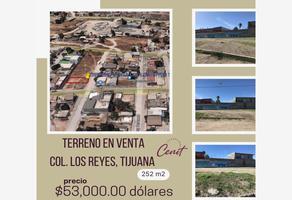 Foto de terreno habitacional en venta en rey gustavo 1100, los reyes, tijuana, baja california, 5916470 No. 01