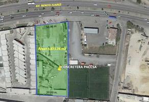 Foto de terreno habitacional en venta en  , reynosa, guadalupe, nuevo león, 14604741 No. 01