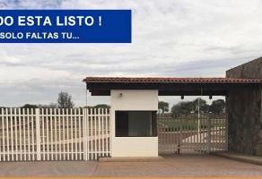 Foto de terreno habitacional en venta en ribera del lago , tlajomulco centro, tlajomulco de zúñiga, jalisco, 0 No. 01
