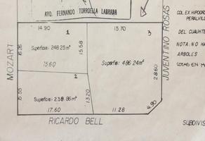 Foto de terreno comercial en venta en ricardo bell , peralvillo, cuauhtémoc, df / cdmx, 14900178 No. 01