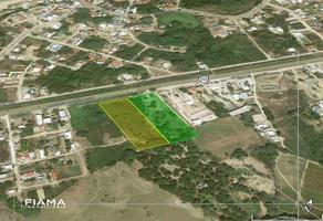 Foto de terreno habitacional en venta en  , rincón de guayabitos, compostela, nayarit, 17939813 No. 01