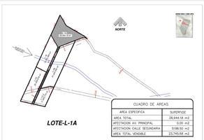 Foto de terreno habitacional en venta en  , rincón de la huasteca, santa catarina, nuevo león, 18327165 No. 01
