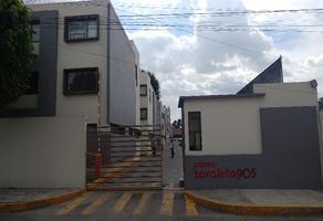Foto de departamento en renta en  , rincón de la paz, puebla, puebla, 17636450 No. 01
