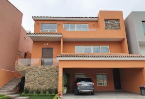 Foto de casa en renta en  , rincón de la sierra, monterrey, nuevo león, 15856097 No. 01