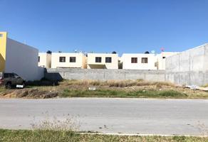Foto de terreno habitacional en venta en  , rincón de los ángeles 6 sector, san nicolás de los garza, nuevo león, 0 No. 01