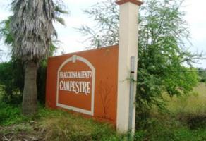 Foto de terreno habitacional en venta en rincón de santiago , jardines de la boca, santiago, nuevo león, 10756706 No. 01
