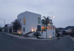 Foto de casa en venta en  , rincón de sierra alta, monterrey, nuevo león, 16293002 No. 01