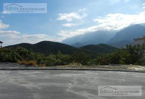 Foto de terreno habitacional en venta en  , sierra alta 3er sector, monterrey, nuevo león, 17583611 No. 01