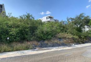Foto de terreno habitacional en venta en  , sierra alta 3er sector, monterrey, nuevo león, 19280252 No. 01