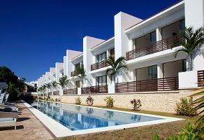 Foto de casa en condominio en venta en rincón del mar , playa car fase i, solidaridad, quintana roo, 5944597 No. 01