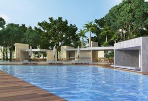 Foto de terreno habitacional en venta en rincón paraíso , f canul reyes, progreso, yucatán, 0 No. 01
