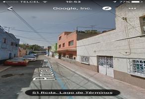 Foto de terreno habitacional en venta en rinconada laguna de terminos , anahuac ii sección, miguel hidalgo, df / cdmx, 0 No. 01