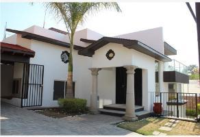 Foto de casa en renta en  , bosques de palmira, cuernavaca, morelos, 12325880 No. 01
