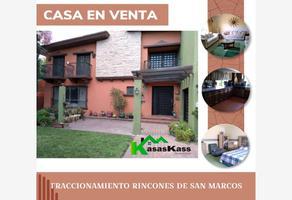 Foto de casa en venta en  , rincones de san marcos, juárez, chihuahua, 12694562 No. 01